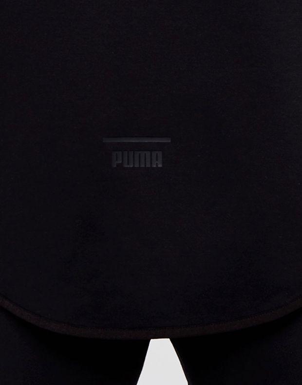 PUMA Pace Full Zip Fleece Hoodie Black - 4