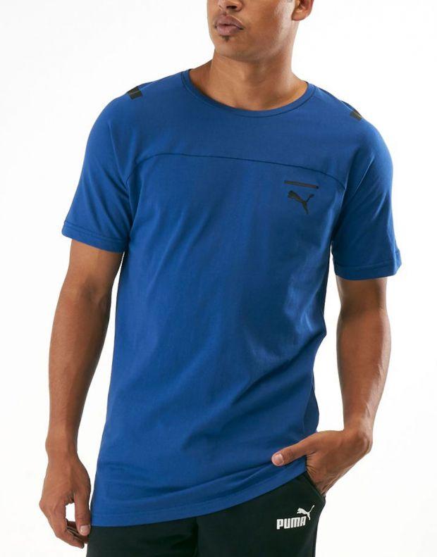 PUMA Pace Tee Blue -  576392-27 - 3