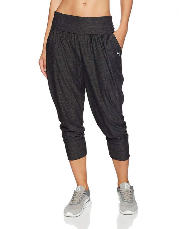 PUMA Drapey Capri Pants Carbon - 515730-02 - 1