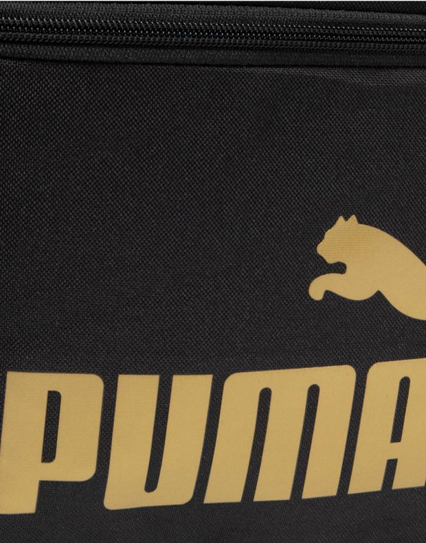 PUMA Phase Backpack Black/Gold - 075487-49 - 5
