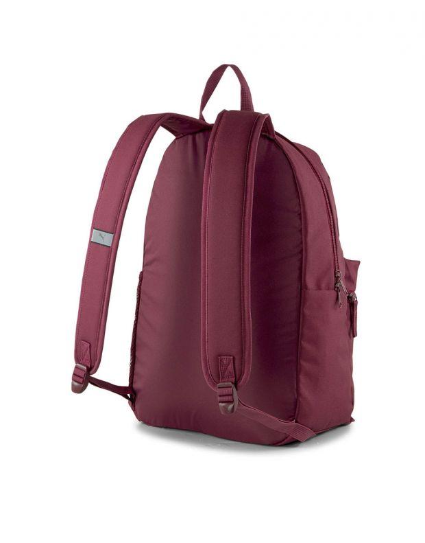 PUMA Phase Backpack Burgundy - 075487-48 - 2