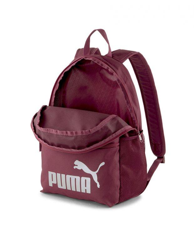 PUMA Phase Backpack Burgundy - 075487-48 - 3