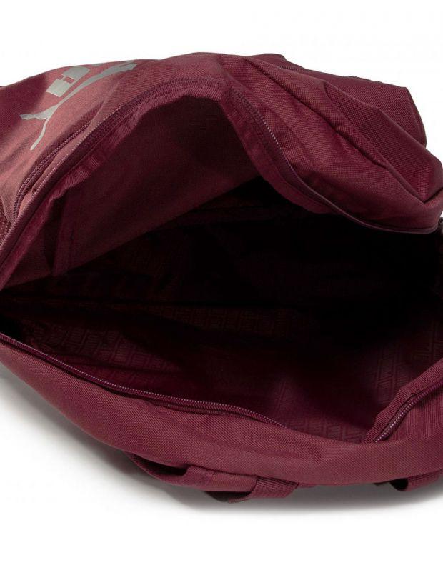 PUMA Phase Backpack Burgundy - 075487-48 - 4