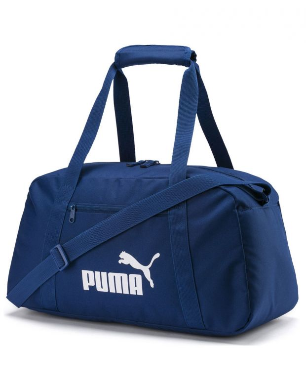 PUMA Phase Sports Bag Navy - 075722-09 - 1