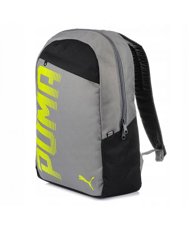 PUMA Pioneer Backpack Grey - 074714-08 - 3