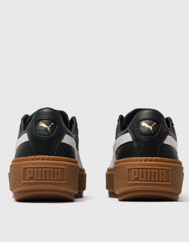 PUMA Platform Trace L Black - 366109-01 - 4