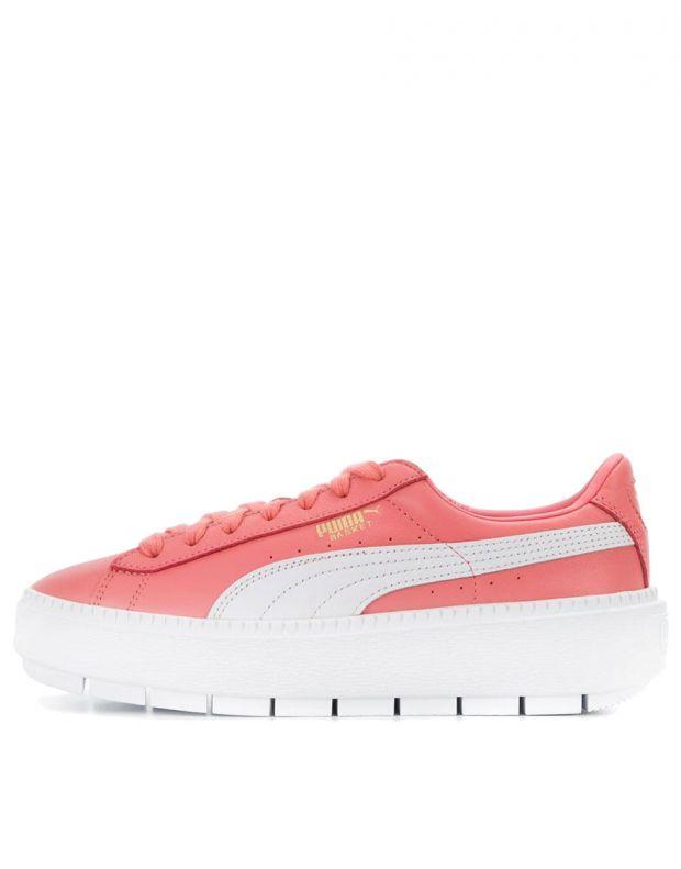 PUMA Platform Trace Sneakers Pink - 366109-03 - 1