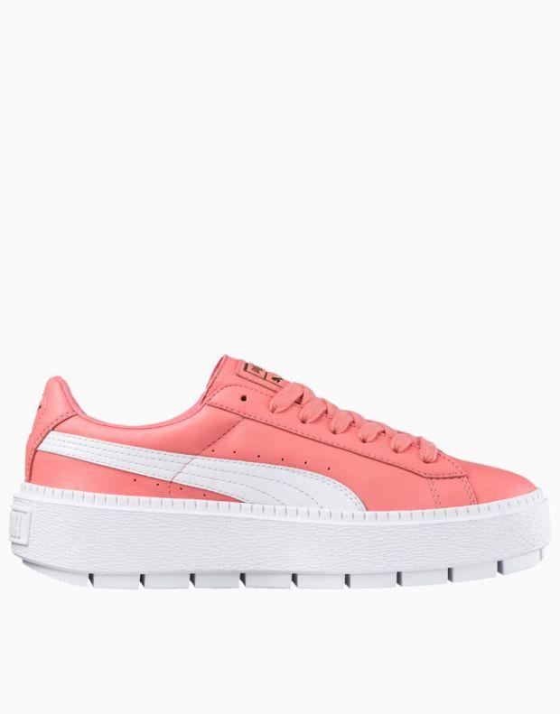 PUMA Platform Trace Sneakers Pink - 366109-03 - 2