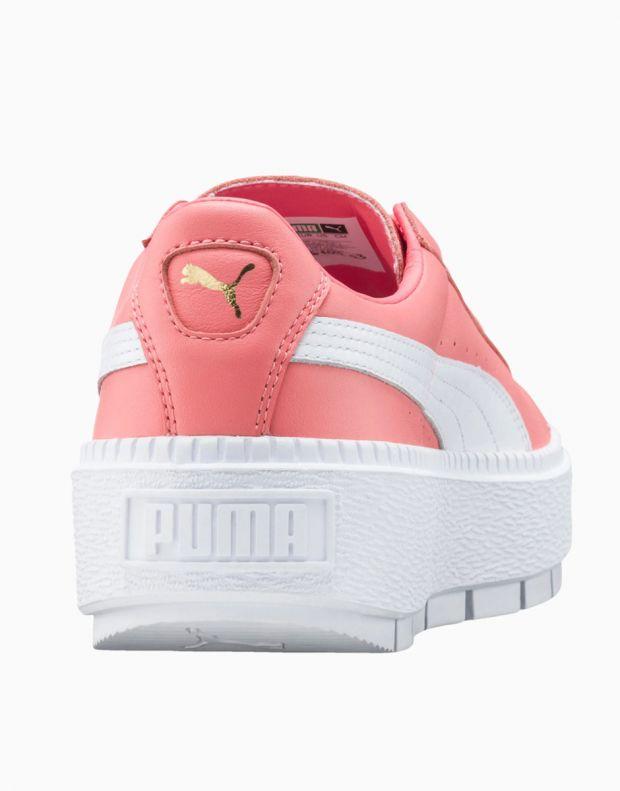 PUMA Platform Trace Sneakers Pink - 366109-03 - 4