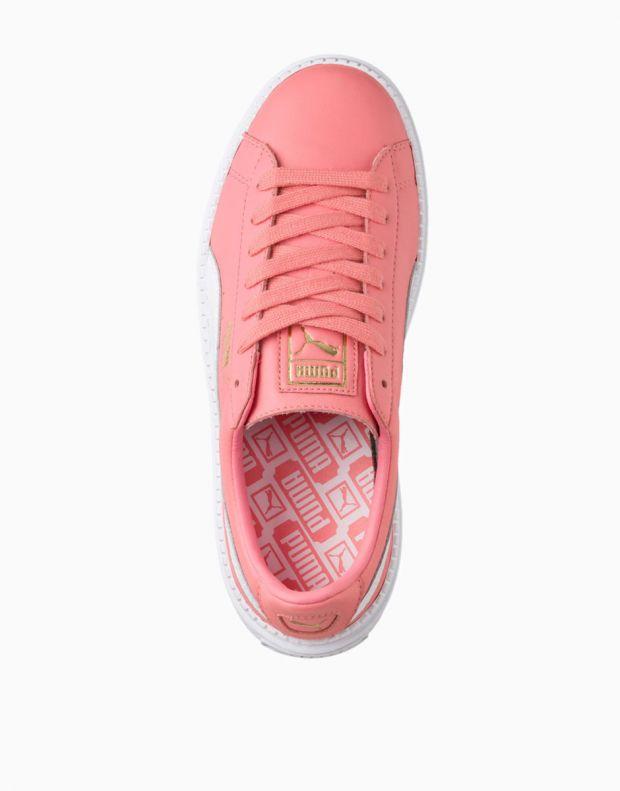 PUMA Platform Trace Sneakers Pink - 366109-03 - 5