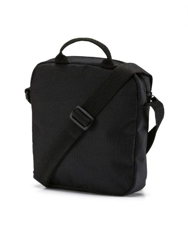 PUMA Plus Portable II Bag Black - 076061-01 - 2