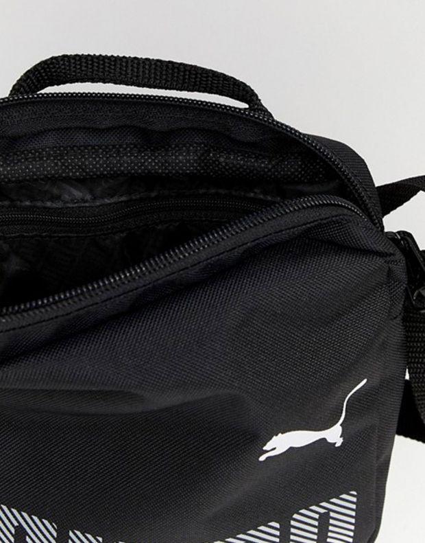 PUMA Plus Portable II Bag Black - 076061-01 - 4
