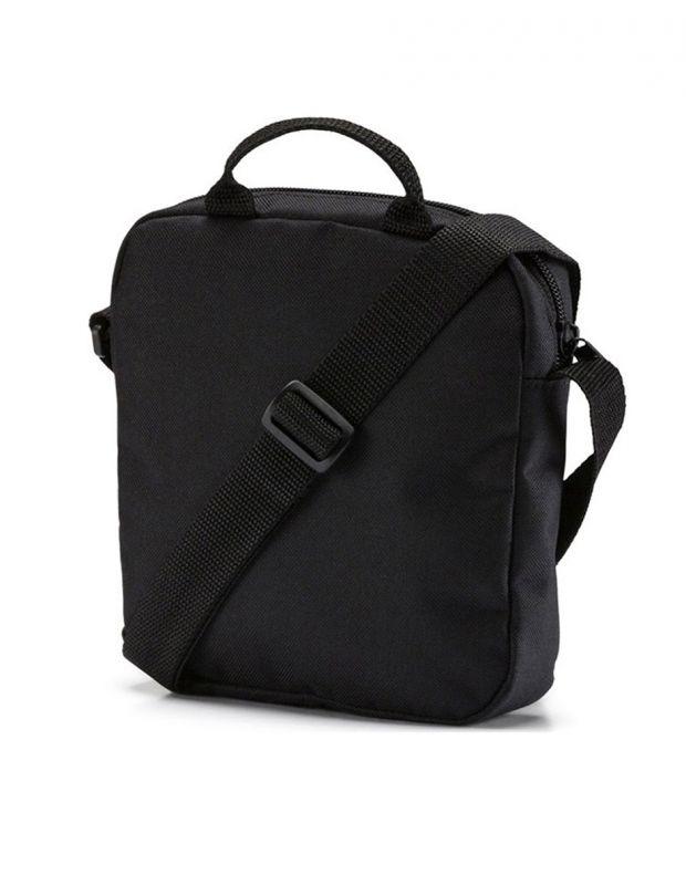 PUMA Plus Portable II Logo Bag Black - 076061-14 - 2