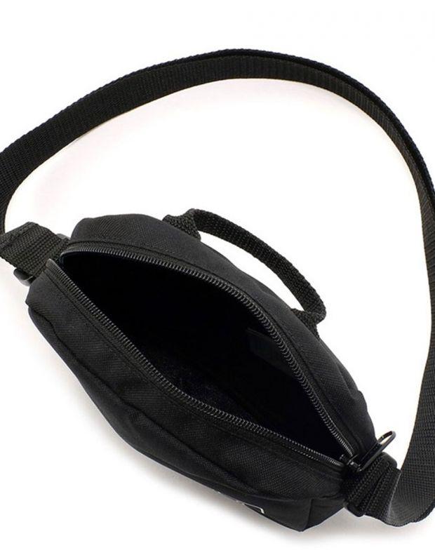 PUMA Plus Portable II Logo Bag Black - 076061-14 - 4