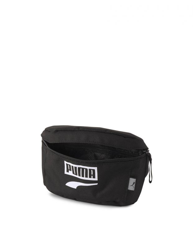 PUMA Plus Waist Bag II Black - 075751-14 - 3