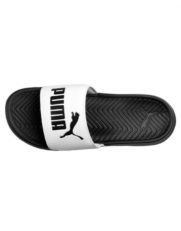 PUMA Popcat Slides White - 5