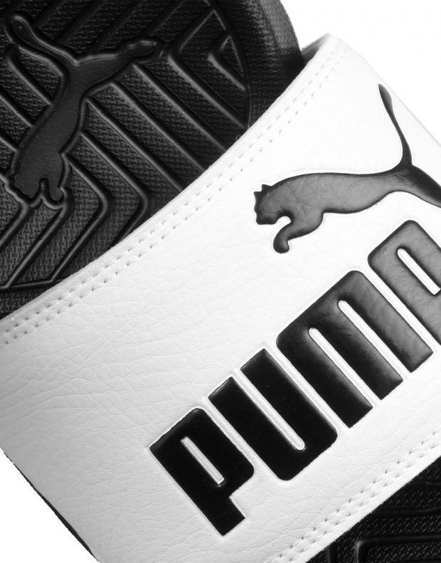 PUMA Popcat Slides White - 7