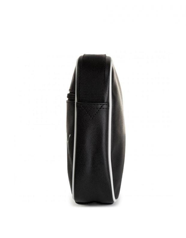 PUMA Portable Retro Bag Black - 076641-01 - 3