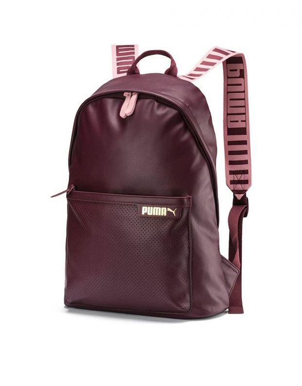 PUMA Prime Cali Backpack Bordo - 076607-02 - 1