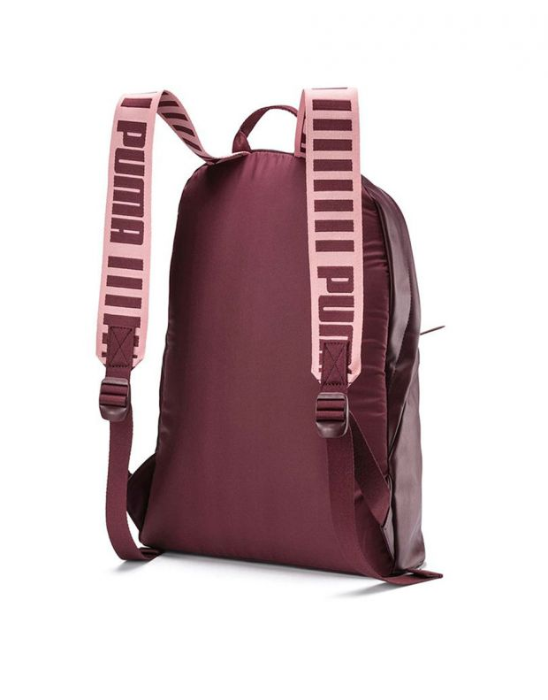 PUMA Prime Cali Backpack Bordo - 076607-02 - 2