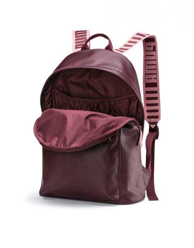 PUMA Prime Cali Backpack Bordo - 076607-02 - 3