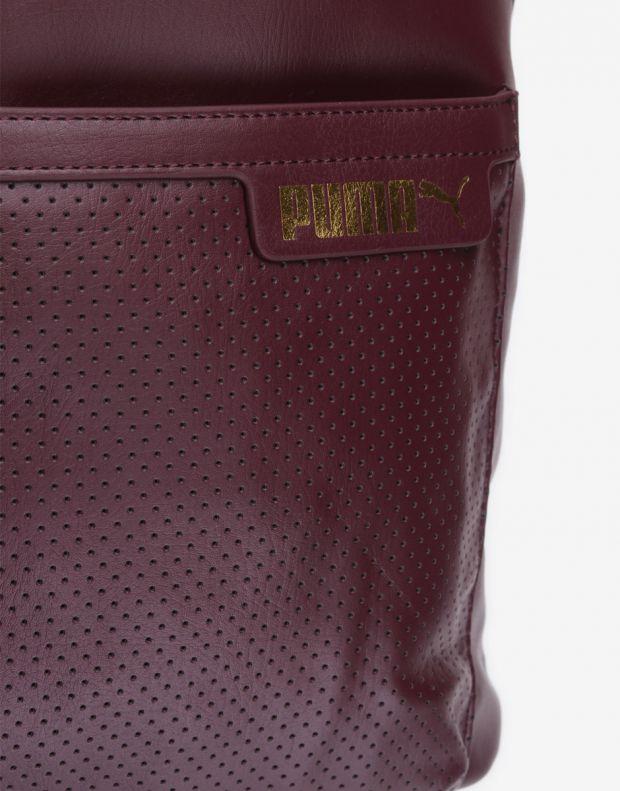 PUMA Prime Cali Backpack Bordo - 076607-02 - 4