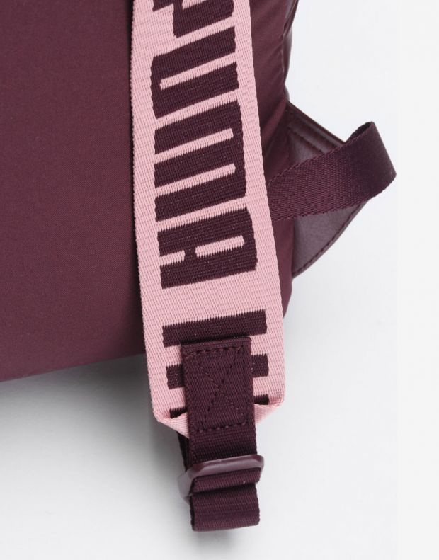 PUMA Prime Cali Backpack Bordo - 076607-02 - 5