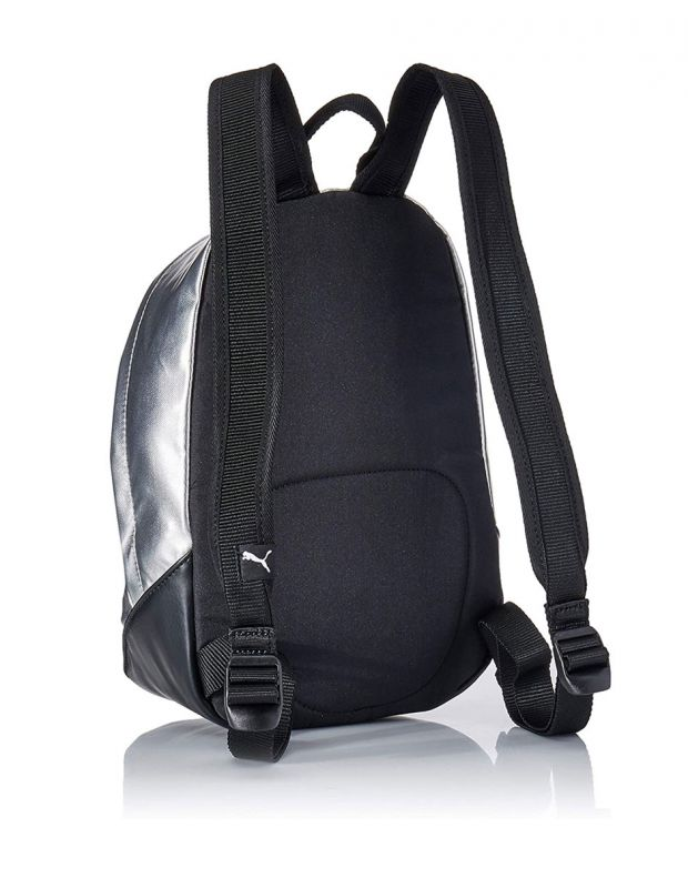 PUMA Mini Prime Time Arhive Backpack Silver - 076595-02 - 2