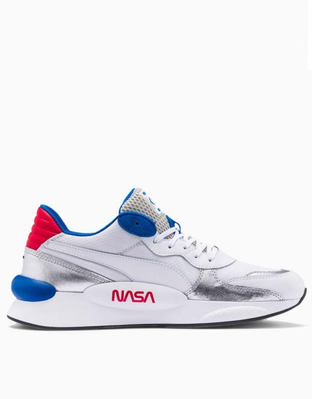 PUMA RS 9.8 Space Agency Nasa White - 372509-01 - 2