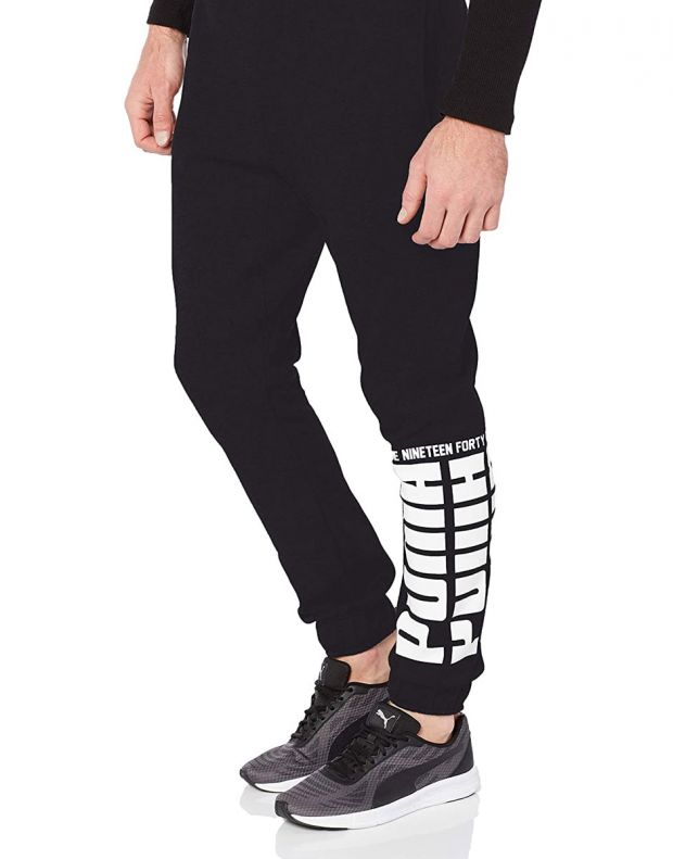 PUMA Rebel Bold Pants Black - 852409-01 - 3