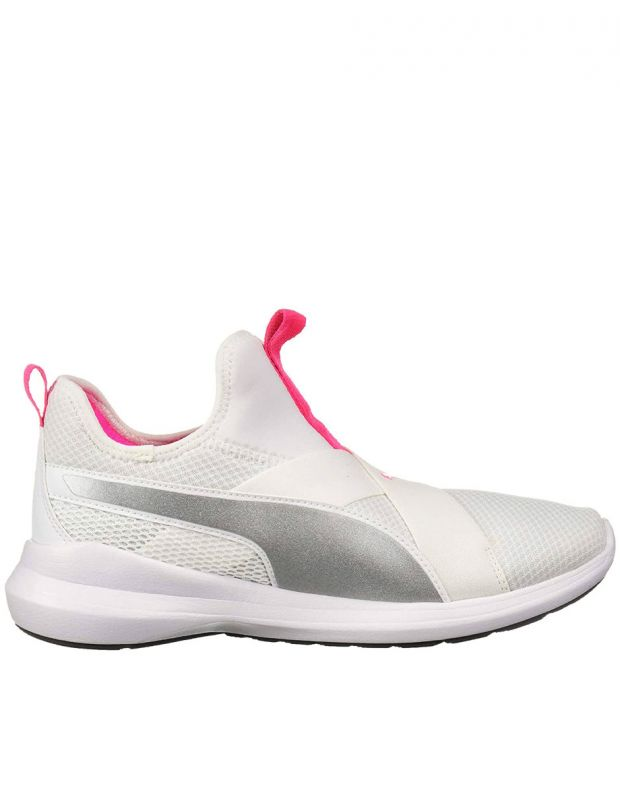 PUMA Rebel Sneakers White - 2