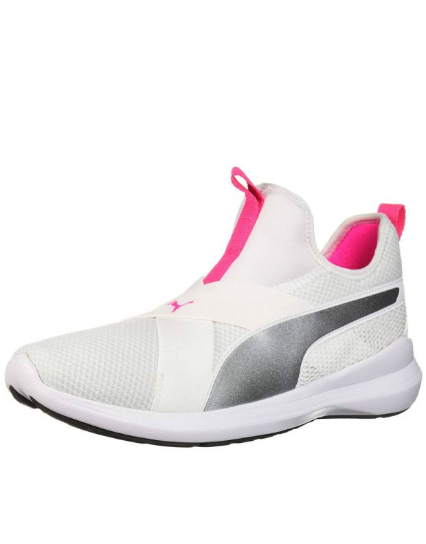 PUMA Rebel Sneakers White - 3