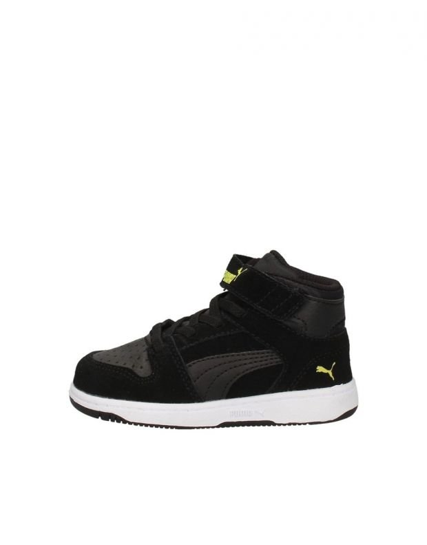 PUMA Rebound LayUp High Black - 370496-01 - 1