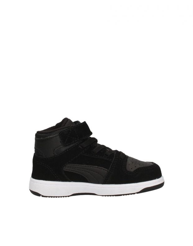 PUMA Rebound LayUp High Black - 370496-01 - 2
