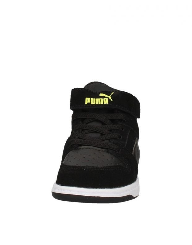 PUMA Rebound LayUp High Black - 370496-01 - 3