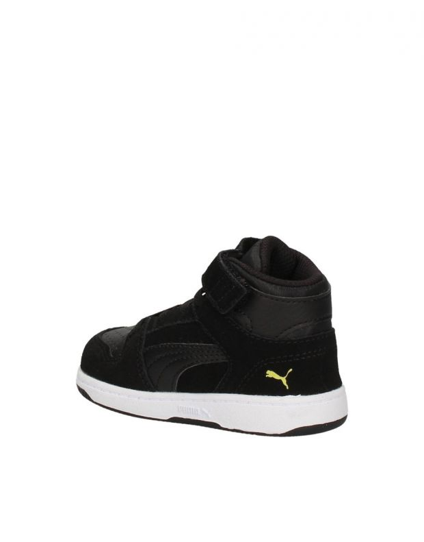 PUMA Rebound LayUp High Black - 370496-01 - 4
