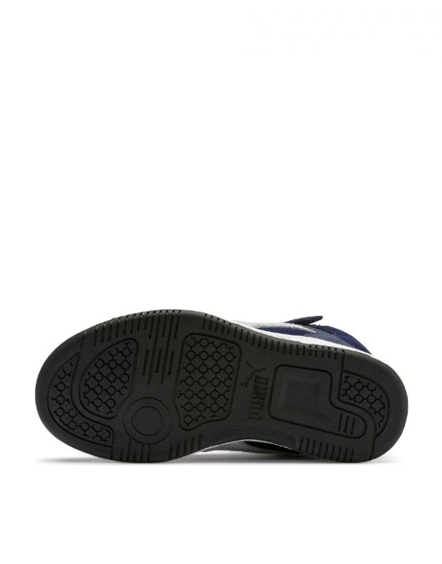PUMA Rebound LayUp High Navy - 4