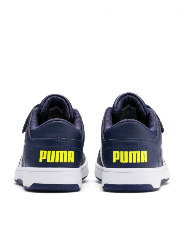 PUMA Rebound LayUp Low Navy - 4