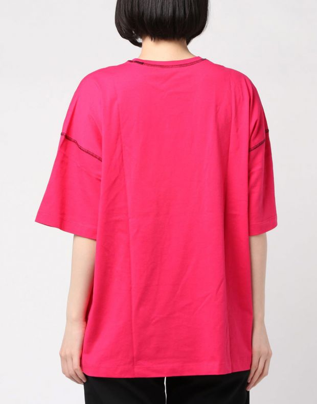 PUMA Recheck Pack Graphic Tee Pink - 597890-18 - 2