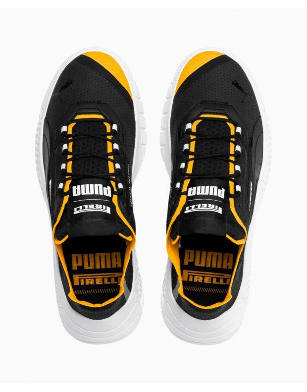 PUMA X Pirelli Trainers Black - 339855-03 - 5