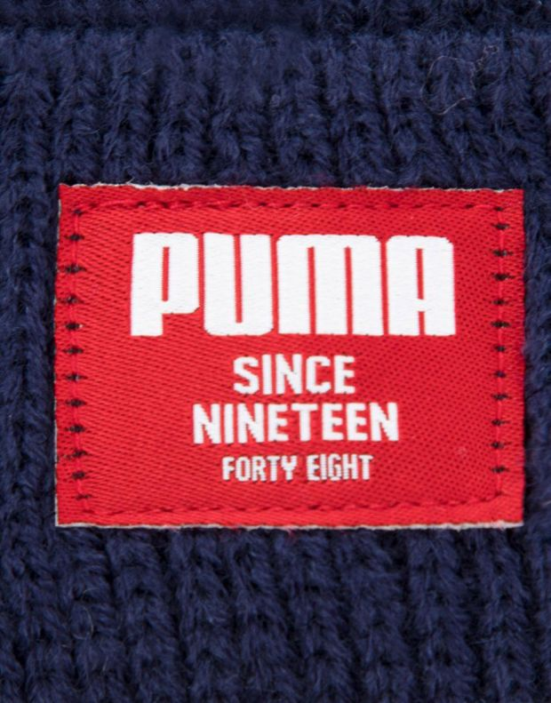 PUMA Ribbed Classic Beanie Navy - 2