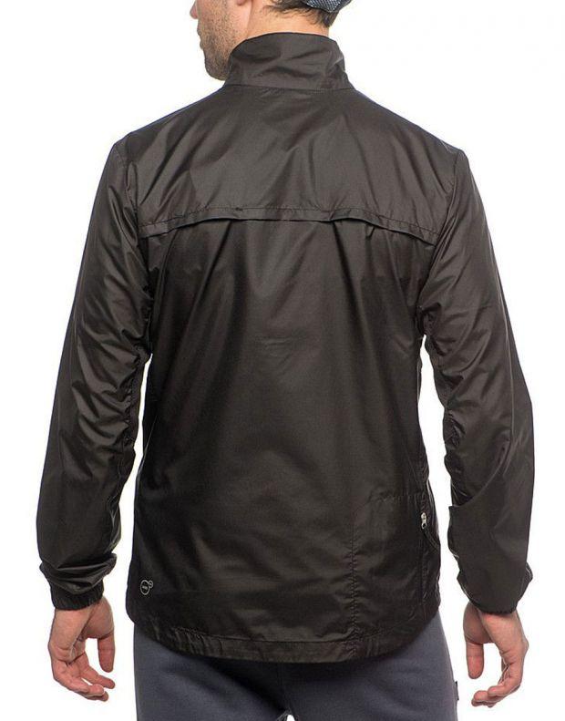 PUMA Running Wind Jacket Black - 509847-01 - 2