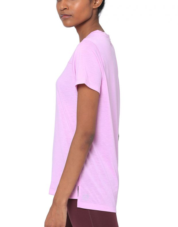 PUMA S/S Tee Orchid - 516673-09 - 3
