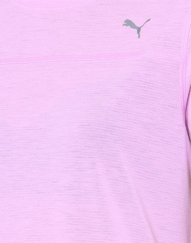 PUMA S/S Tee Orchid - 516673-09 - 4