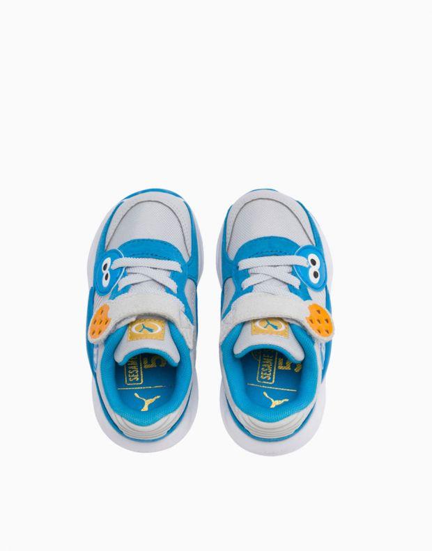 PUMA Sesame Street 50 RS 9.8 Blue - 370764-01 - 5