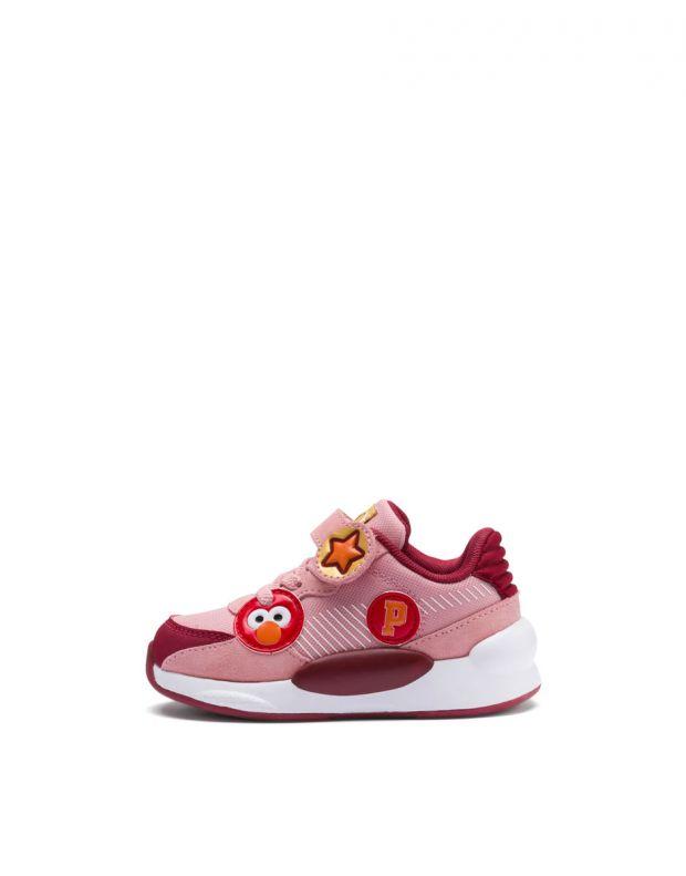 PUMA Sesame Street 50 RS 9.8 Pink - 370764-02 - 1