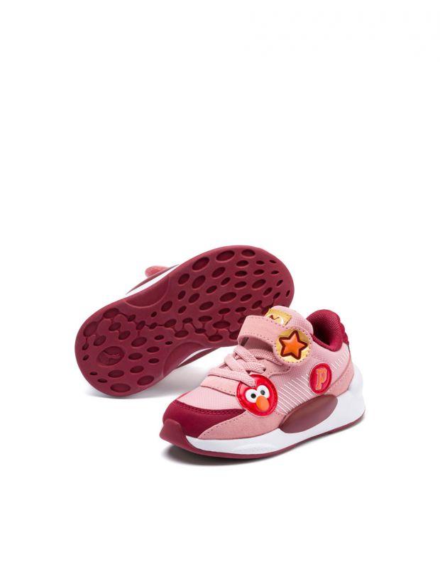 PUMA Sesame Street 50 RS 9.8 Pink - 370764-02 - 3