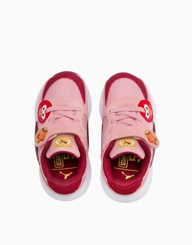 PUMA Sesame Street 50 RS 9.8 Pink - 370764-02 - 5