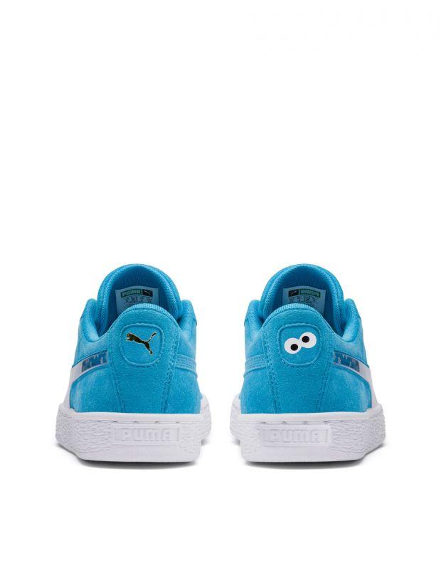 PUMA Sesame Street 50 Suede Blue - 370381-01 - 5