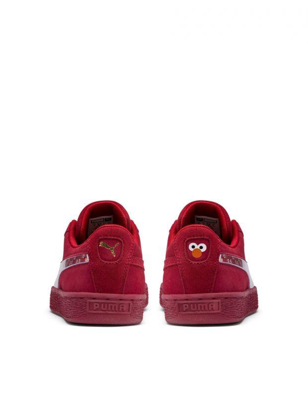 PUMA Sesame Street 50 Suede Red - 370381-02 - 5